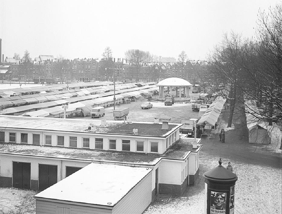 Ary Groeneveld 19-02-1964 Stadsarchief Rotterdam