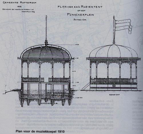 Pijnackerpleinwerktek_muziektent1910