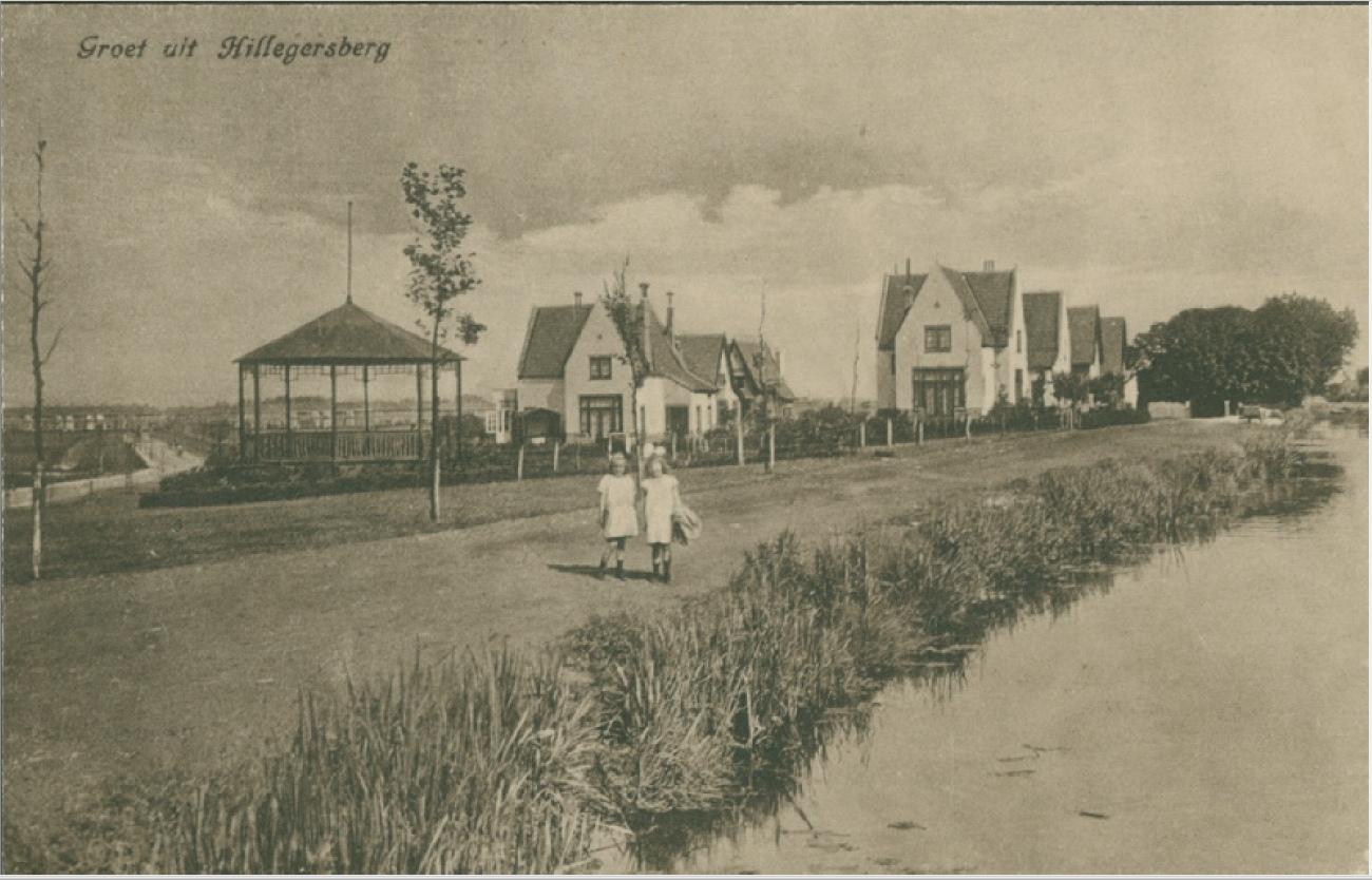 Hillegersberg Streksingel 1924