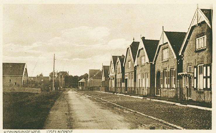 IJselmonde - Koninginneweg 1925