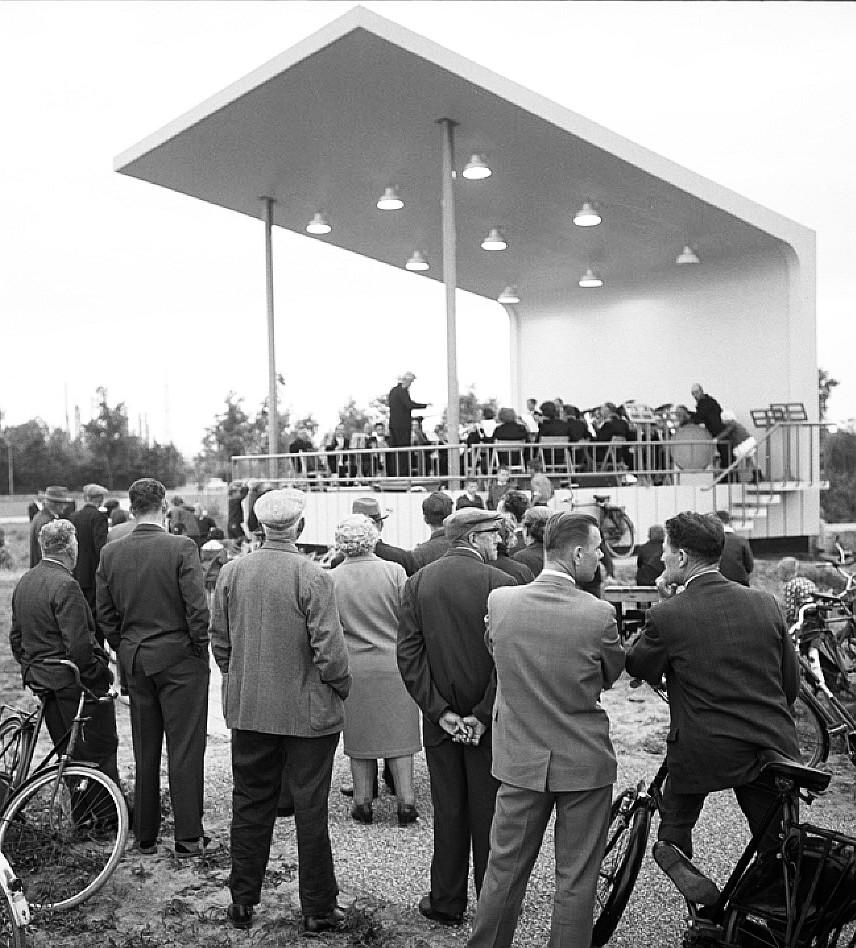 Pernisseweg SAR ca 1965