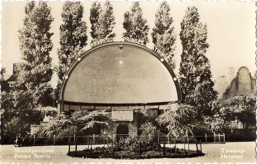 Prinses Beatrix paviljoen 1957 k