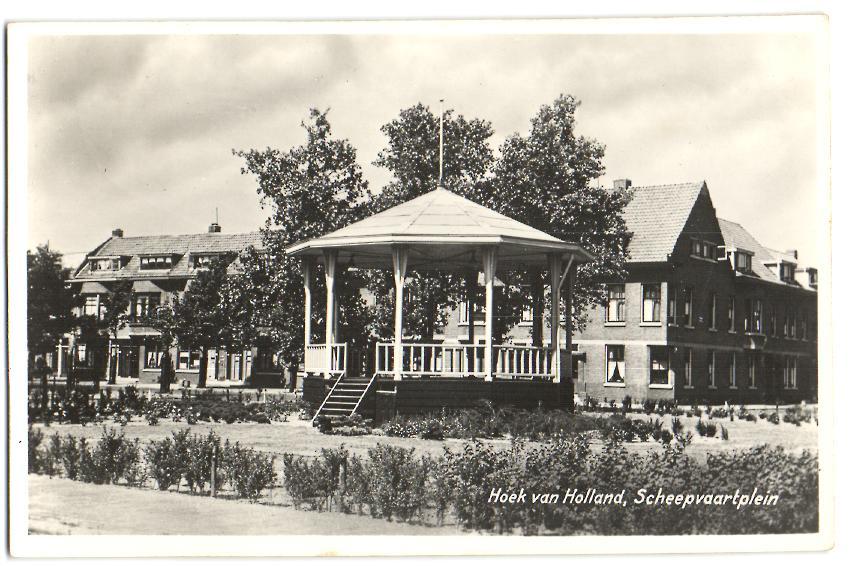 Scheepvaartplein1940-60