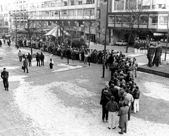 Stadhuisplein MT 1985